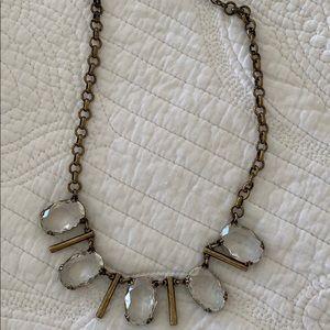 J crew necklace. EUC